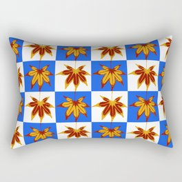 Patchwork Autumn Rectangular Pillow