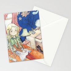 Luna Lovegood Stationery Cards