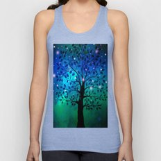 Aurora's Tree Unisex Tank Top