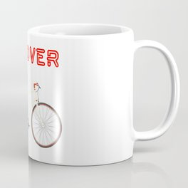 VeLover – Racer – June 12th – 200th Birthday of the Bicycle Coffee Mug