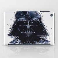darth vader iPad Cases featuring Darth Vader by qualitypunk