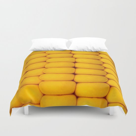 Corn Duvet Cover