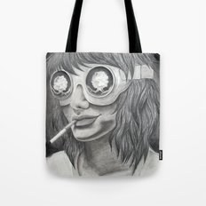 Self Destruct Tote Bag