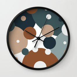 Circles I Wall Clock