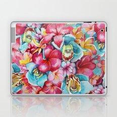 Hawaiian Bouquet Laptop & iPad Skin