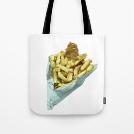 Fish n Chippies Tote Bag