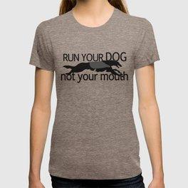 Run Your Dog T-shirt