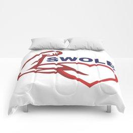 swole- Comforters