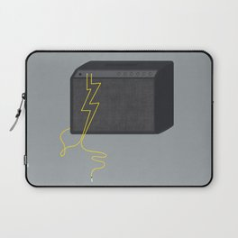 Electric/Acoustic Lightning Laptop Sleeve