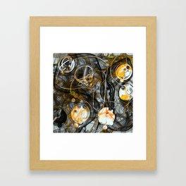Indestructible Sorrow Framed Art Print