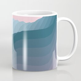 iso mountain Coffee Mug