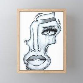 good grief Framed Mini Art Print