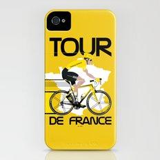 Tour De France iPhone (4, 4s) Slim Case