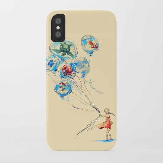 Water Balloons iPhone Case