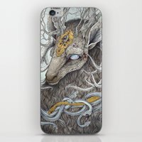 fantasy iPhone & iPod Skins featuring In Memory, as a print by Caitlin Hackett
