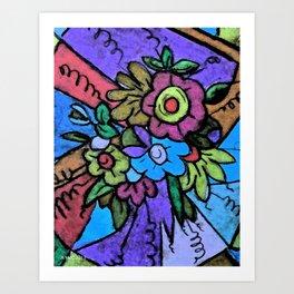 Pastel Joy Art Print
