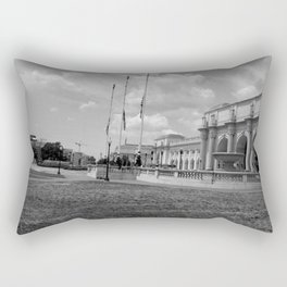 Union Station, No. 2 Rectangular Pillow