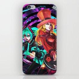 Vagenda Commission #3 (Monori Rogue) iPhone Skin
