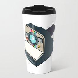Retro Polaroid Travel Mug