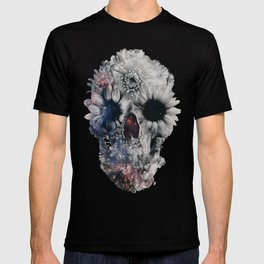 Floral Skull 2 T-shirt