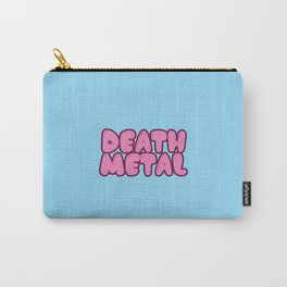 Death Metal Gum Carry-All Pouch