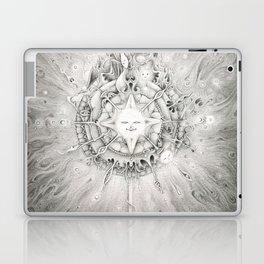 Moonlight Dream Caster Laptop & iPad Skin