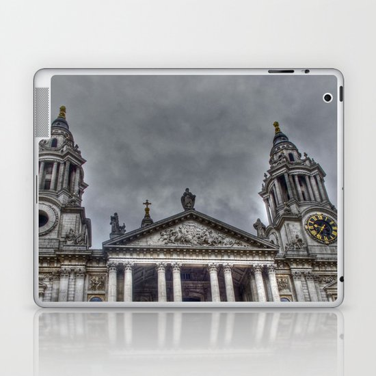 St. Paul's Cathedral, London Laptop & iPad Skin
