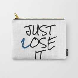 Just Lose It Carry-All Pouch