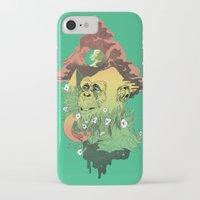 wonder iPhone & iPod Cases featuring Wonder by jared stumpenhorst