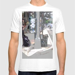"""""""Getting a Ride"""" T-shirt"""