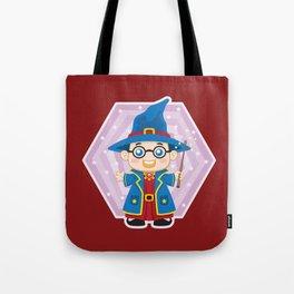Wizard Kid Tote Bag