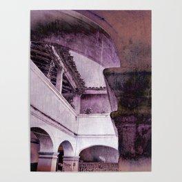 inception violet Poster