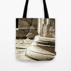 Marble carving Tote Bag