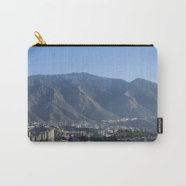 Panorama of Caracas Carry-All Pouch