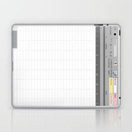 Excel Spreadsheet Laptop & iPad Skin