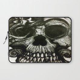 Skull of Skulls Laptop Sleeve