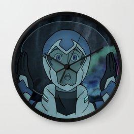 bubble boy - vld lance Wall Clock