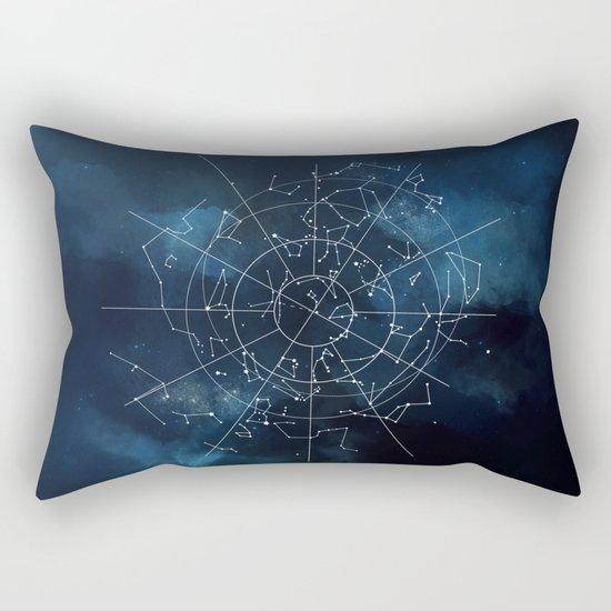 Celestial Map Rectangular Pillow