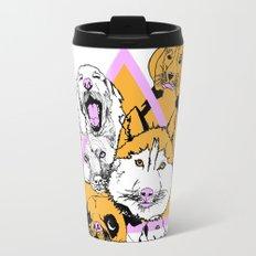 My pack of bitches Travel Mug