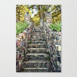 Ever Upward Canvas Print