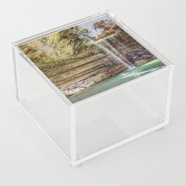 Hamilton Pool Acrylic Box