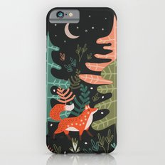 Evergreen Fox Tale iPhone 6s Slim Case