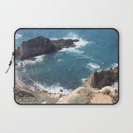 California - Pacific Coast Highway - Ocean Laptop Sleeve
