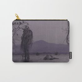 Lake Naivasha in Purple Carry-All Pouch