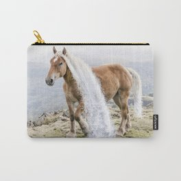 Waterfall Horse Carry-All Pouch