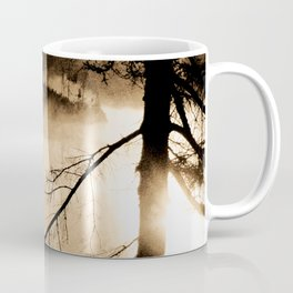 Photo of Northern Lake, dark spirit Coffee Mug