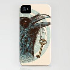 Raven's Head Slim Case iPhone (4, 4s)