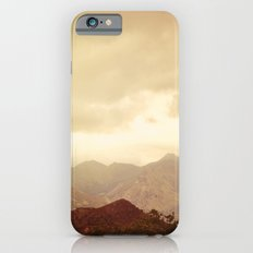 mountains (01) Slim Case iPhone 6s