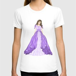The Purple Dress T-shirt
