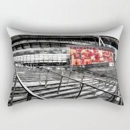 Arsenal FC Emirates Stadium London Art Rectangular Pillow